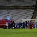 Porto'nun yıldızı Nanu hastaneye kaldırıldı