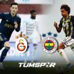 SON DAKİKA: Fenerbahçe Galatasaray derbisinde Gustavo ve Mesut Özil forma giyecek mi? Açıklama…