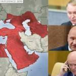 2050 Türkiye haritası Rusya'yı karıştırdı