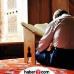 Üç aylar ibadetleri: Peygamber Efendimiz (s.a.s)'in hadisleri ışığında yapılacak ibadetler...