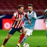 Atletico Madrid'i, Celta Vigo durdurdu!