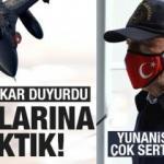 Bakan Akar'dan son dakika açıklaması: Başlarına yıktık! Yunanistan'a sert uyarı