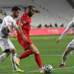 Beşiktaş penaltılarla yarı finalde!