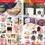 12 Şubat BİM Aktüel Kataloğu! Bugüne özel züccaciye, elektronik ve tekstil ürünlerinde...