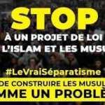 Fransa Müslümanları için uluslararası destek çağrısı