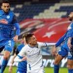 Haftanın açılış maçında kazanan Erzurumspor!