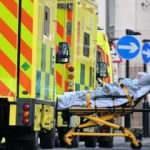 İngiltere'de bir günde koronadan 621 can kaybı