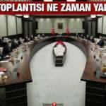 Kabine toplantısı ne zaman? Cumhurbaşkanı Erdoğan Çarşamba günü hangi müjdeyi açıklayacak?