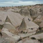 """Kapadokya'nın """"gizli hazinesi"""" Çat Vadisi"""