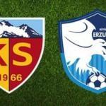 Kayserispor, Erzurumspor'u mahkemeye verecek