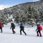 Kışın doğa yürüyüşlerinin adresi: Toros Dağları