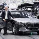 Mercedes, 50 milyonuncu otomobilini üretti