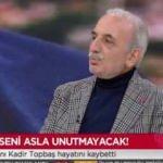 Kadir Topbaş, Fatih Camii Haziresi'ne defnedilecek