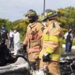 Paraguay'da askeri uçak düştü! Ölü ve yaralılar var