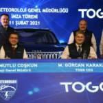 Yerli otomobil TOGG'da yeni gelişme: Anlaşma imzalandı!