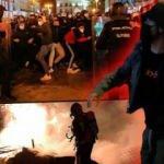 Rapçi tutuklandı, İspanya karıştı! Sokaklar yangın yeri