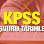 KPSS başvuruları ne zaman yapılacak? 2021 ÖSYM memur adayları için belirlenen takvimi duyurdu!