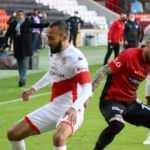 Antalyaspor'un yenilmezlik serisi 10 maça çıktı!
