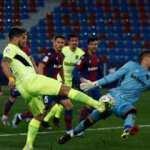 Atletico Madrid deplasmanda Levante'ye takıldı!