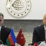 Bakan Karaismailoğlu, Azerbaycanlı mevkidaşı ile görüştü