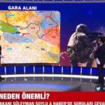 Bakan Soylu harita üzerinde anlattı! İşte Gara Operasyonu detayları!