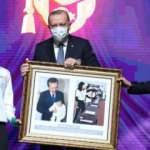 Cumhurbaşkanı Erdoğan'a büyük sürpriz!
