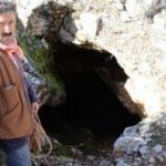 Denizli'de defineciler hazine ararken tesadüfen gizli Pamukkale'yi buldu