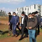 Diyarbakır'ın yeni oksijen deposu Bağlar Millet Bahçesi başladı