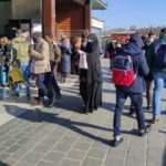 Eminönü'nde turist yoğunluğu