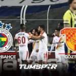 Fenerbahçe Göztepe maçı BeIN Sports geniş özeti ve golleri!   FB evinde Göztepe'ye mağlup oldu!