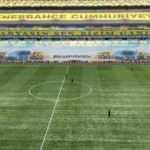 Fenerbahçe-Göztepe maçı öncesi saha zemini dikkat çekti