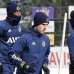 Fenerbahçe'de Pelkas takımla çalışmalara başladı