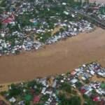 Filipinler'i Dujuan Fırtınası vurdu