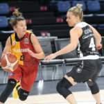 Galatasaray derbide Beşiktaş'ı farklı geçti!