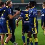 Hellas Verona, Parma karşısında hata yapmadı!