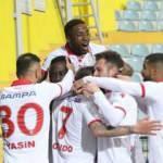 Kritik maçta kazanan Yılport Samsunspor
