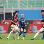 Milano derbisinde Inter, Milan'ı 3-0'la geçti!