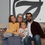 Müslüman olan Kanadalı anne 5 çocuğuyla sosyal medyada İslamiyet'i anlatıyor