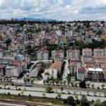Samsun'da konut satışları 1 yılda yüzde 40,4 azaldı