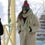 Sivas'ta eksi 17 derecede ALES heyecanı
