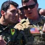 Skandal paylaşım: ABD'li komutandan 'PKK ile kol kolayız' mesajı!