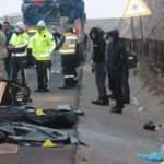 Son dakika haberi! Yolcu otobüsü TIR'a çarptı: 3 kişi öldü, 30 kişi yaralandı