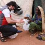 Türkiye'den Malili mültecilere insani yardım