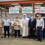 Türkiye'den Nijer'e büyük ilaç desteği