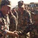 Libya komplosunu ortaya çıkaran İngiliz general ülkeden kovuldu