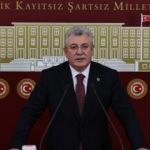 AK Partili Akbaşoğlu: Milletimiz, Özlem Zengin'e yapılan hakaretin karşısında