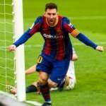 Barcelona, Sevilla deplasmanından galip ayrıldı