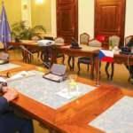 Çekya Başbakanı Babis, Türkiye'nin Prag Büyükelçisi Bağış'ı kabul etti