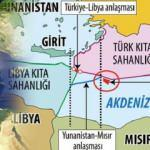 Doğu Akdeniz'de 18'inci parsel krizi! Mısır'ın Türkiye hassasiyeti Yunanistan'ı kızdırdı
