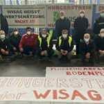 Frankfurt Havalimanı'nda işten çıkarılan işçilerden açlık grevi